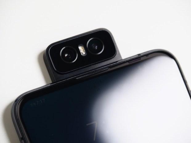 拍照也不用「五斗米折腰」ASUS ZenFone6 翻轉相機取景超方便 7020241