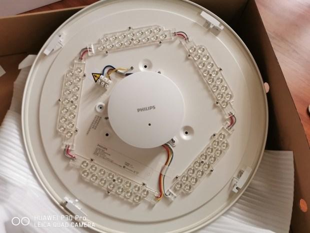 智慧吸頂燈 Philips x 小米智奕吸頂燈開箱,簡易安裝,可調亮度/色溫/支援App控制也能智慧連動 IMG_20190624_125027