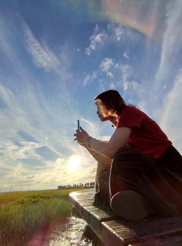 拍照也不用「五斗米折腰」ASUS ZenFone6 翻轉相機取景超方便 P_20190601_175249