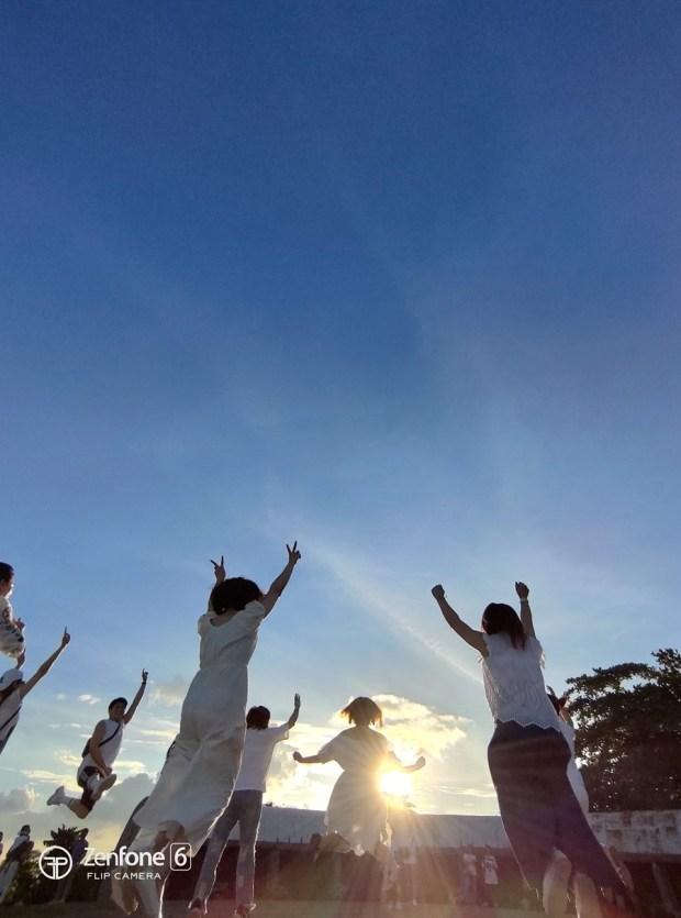 拍照也不用「五斗米折腰」ASUS ZenFone6 翻轉相機取景超方便 P_20190617_172515