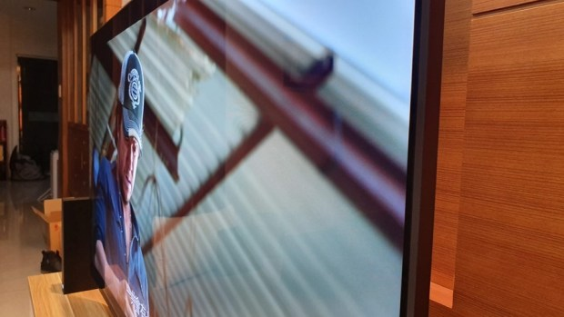 [體驗] 超高畫質 8K QLED量子電視 Q900R 放在家裡是什麼感覺? (同場加映 QLED 量子電視 Q80R) 20190728_223858