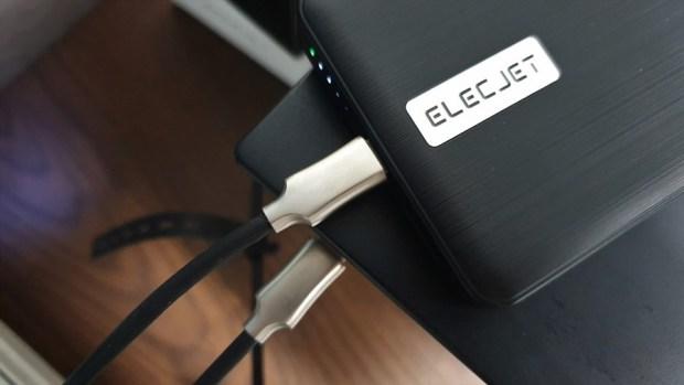 [好物團購] 史上最狂最優惠!ELECJET 超快充行動電源,充電只要18分鐘 20190802_142641