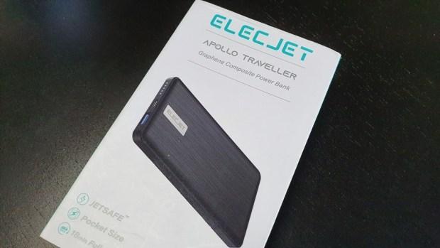 [好物團購] 史上最狂最優惠!ELECJET 超快充行動電源,充電只要18分鐘 20190802_163631