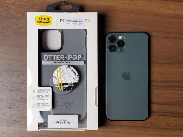 iPhone 11 Pro 手機防護專家:LifeProof/OtterBox 手機保護殼/螢幕保護貼 20191102_161223