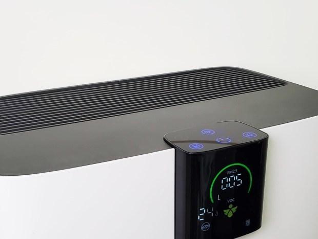 [實測] BRISE C360 空氣清淨機:不只防空汙還抗流感,安靜、每月電費不到15元 20191119_151738