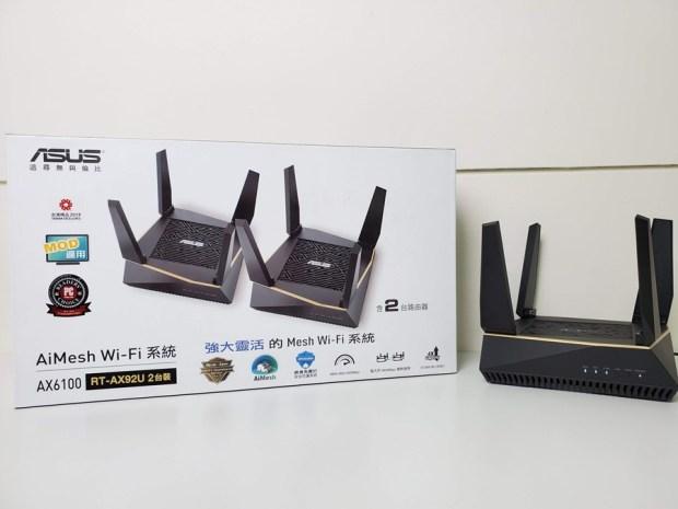 【實測】ASUS AX6100 WiFi6 AiMesh 搭配 iPhone 11 Pro,大空間、跨樓層無線網路救星 20191126_132414