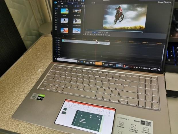 ASUS ZenBook 15(UX534)開箱評測,智慧觸控板真的太好用啦!美.力 無界 IMG_20191118_235515
