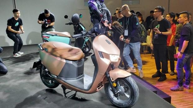 宏佳騰推出 Ai-1 Comfort 系列電動車,動力性能不減,騎乘更舒適,價格更親民! 20200117_150423