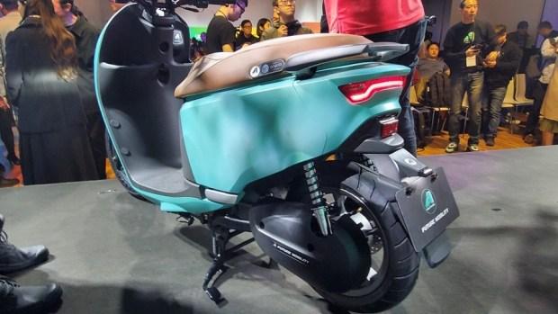 宏佳騰推出 Ai-1 Comfort 系列電動車,動力性能不減,騎乘更舒適,價格更親民! 20200117_150447