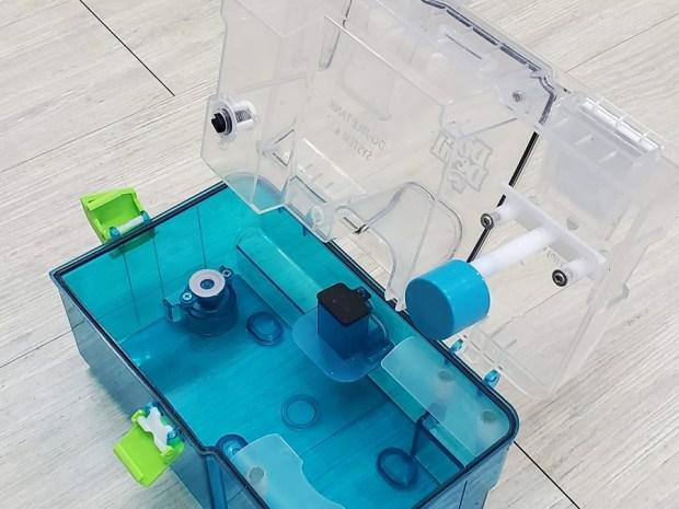 [開箱] 向拖地說掰掰!Hippolo 無線洗地機幫你輕鬆搞定地板清潔,還能消毒殺菌 20200329_150211