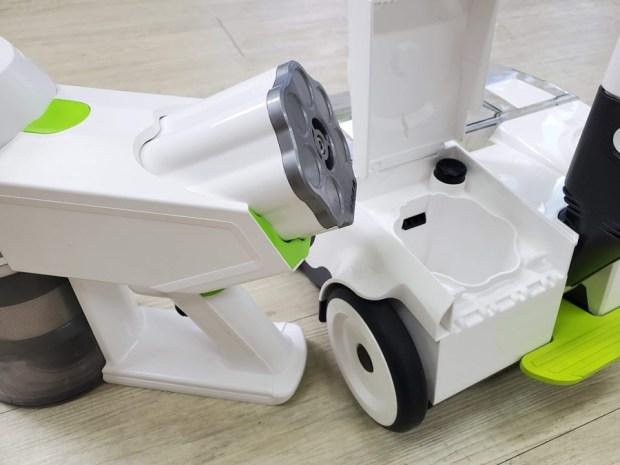 [開箱] 向拖地說掰掰!Hippolo 無線洗地機幫你輕鬆搞定地板清潔,還能消毒殺菌 20200329_155140