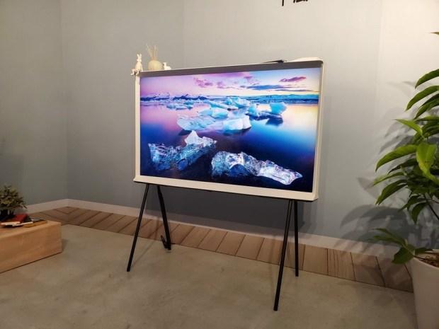 三星 2020 QLED 8K 電視來囉!你絕對沒想過電視可以這麼多變 20200425_135445