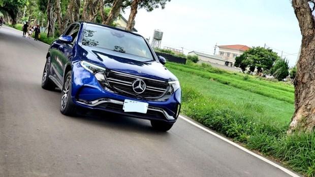 [試駕] 讓人合不攏嘴的賓士首款電動車 Mercedes-Benz EQC 400 4MATIC 運動版 20200502_152955_1