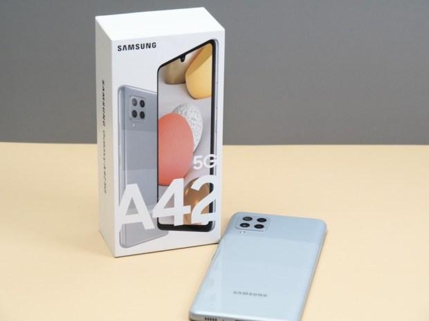 [評測]三星最好入手的平價 5G 手機來了!Galaxy A42 5G 搭載4+1鏡頭、5000mAh超大電量讓你爽用一整天 B190912