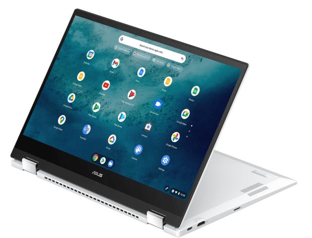 [CES 2021] 華碩推出多款全新筆電,內建多螢幕應用更多元;隨身投影機輕鬆爽投120吋畫面 ASUS-ChromeBook-CX5-CX5500