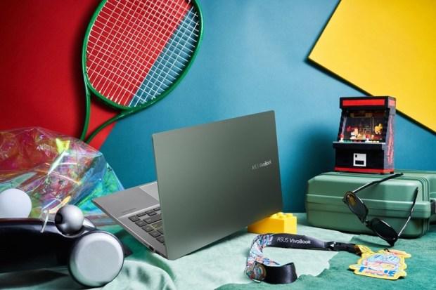 [CES 2021] 華碩推出多款全新筆電,內建多螢幕應用更多元;隨身投影機輕鬆爽投120吋畫面 ASUS-VivoBook-S14-S435