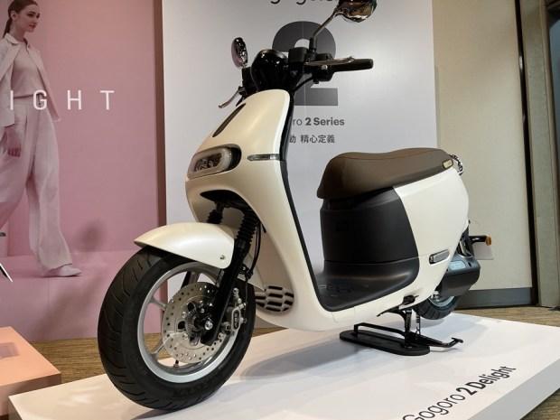 Gogoro 2021 新式車款報到!新系列 Gogoro S2 Premium 亮相、Gogoro 2S、Gogoro 2 Delight、Gogoro 3 Premium 升級不加價! IMG_7508