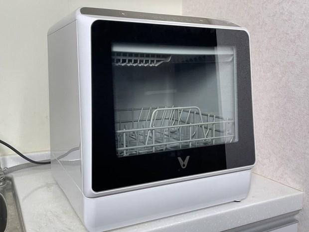 [評測] 雲米互聯網洗碗機:小空間專用,終於可以告別洗碗噩夢啦! IMG_7539