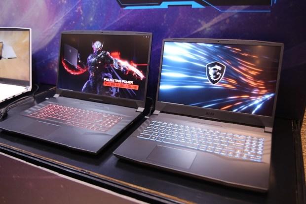 MSI 發表全新11代intel系列GE, GS, Pulse GL, Sword / Katana GF筆電,科技美學Creator Z16 登場! IMG_9580
