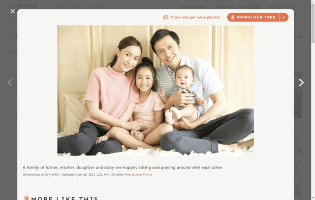 免費亞洲面孔圖庫 xFrame (可商業使用) image-8