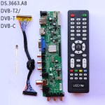 DS.D3663LUA.A8-1-A All Firmware free Download