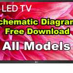 LG LED TV Schematics Diagrams