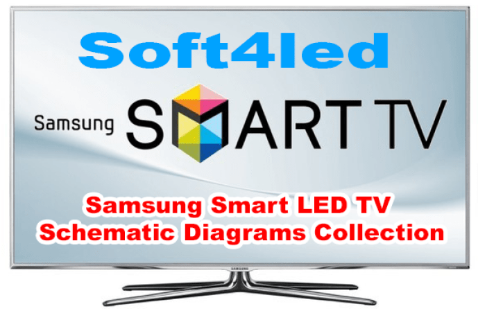 Samsung Smart LED TV Schematic Diagrams
