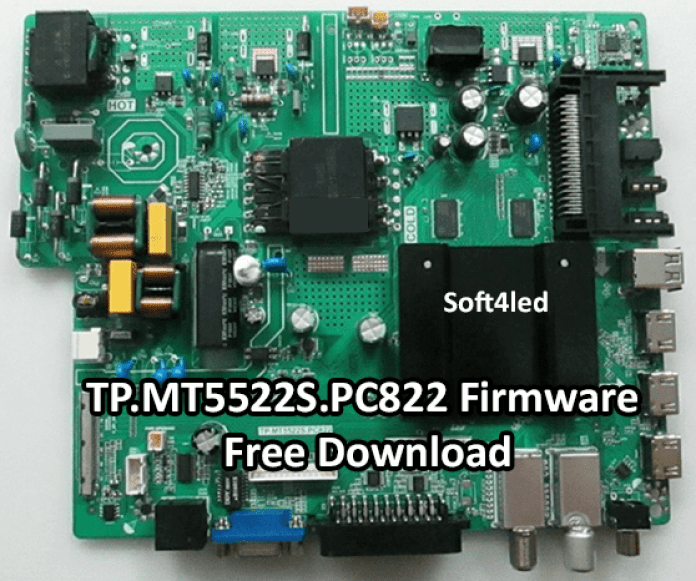 TP.MT5522S.PC822 Firmware Free Download