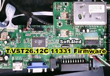 T.VST26.12C 11331 Firmware