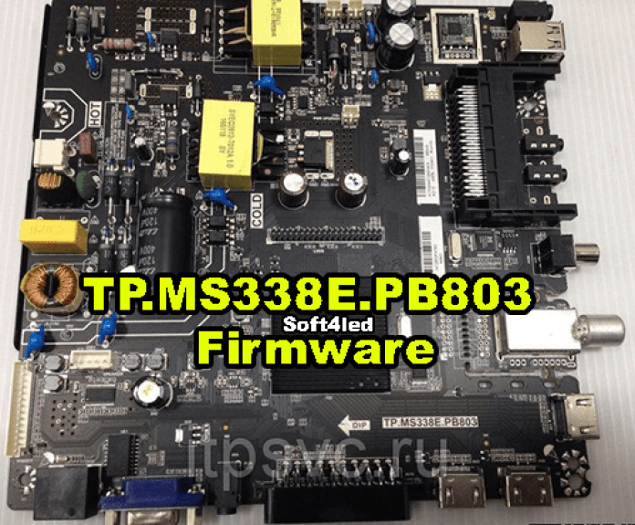 TP.MS338E.PB803 Firmware