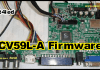 CV59L-A Firmware All Resolutions Free Download