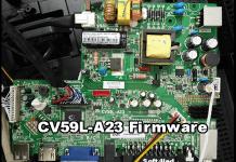 CV59L-A23 Firmware Software Download