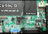 CV59L-D Firmware All Resolutions Free Download
