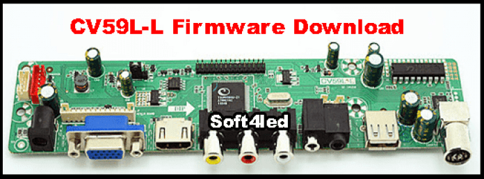 CV59L-L Firmware All Resolutions Free Download