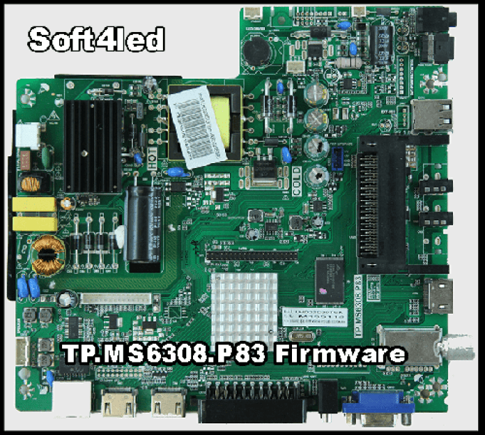 TP.MS6308.P83 Firmware