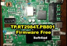 TP.RT2984T.PB801 Firmware