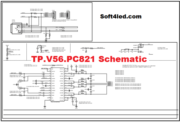 TP.V56.PC821 Schematic