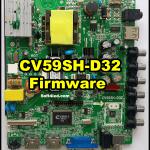 CV59SH-D32 Firmware/Dump Download