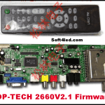 TOP-TECH 2660V2.1 Firmware Free Download