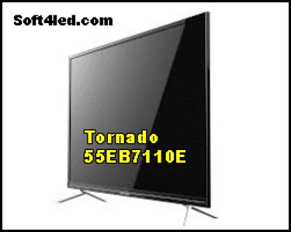 Tornado 55EB7110E Firmware/Software Download