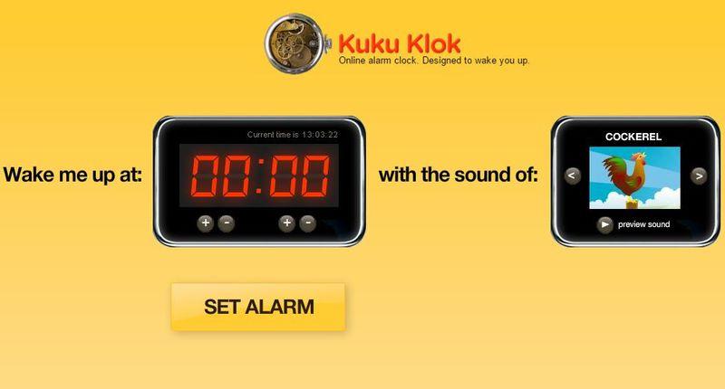 Aplicaciones web sorprendentes Kuku Klok 5 aplicaciones web sorprendentes que a lo mejor te gustan
