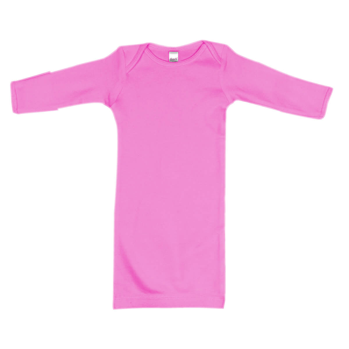 e1ab0126ce Wholesale Blank Layette Gowns - 100% Satisfaction Guaranteed