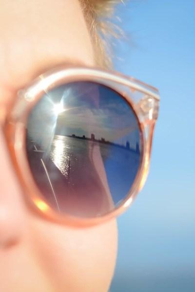 ochelari cu lumină polarizată