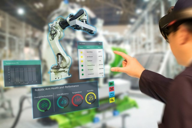Intelligent Augmented Reality