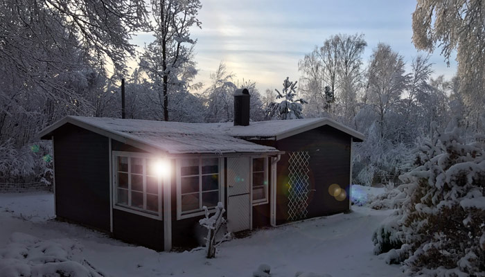 Unika snöflingor