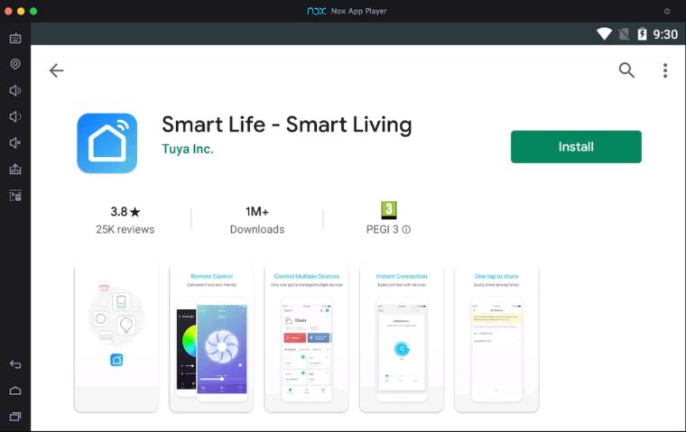 smartlife-pc-via-nox-app-player
