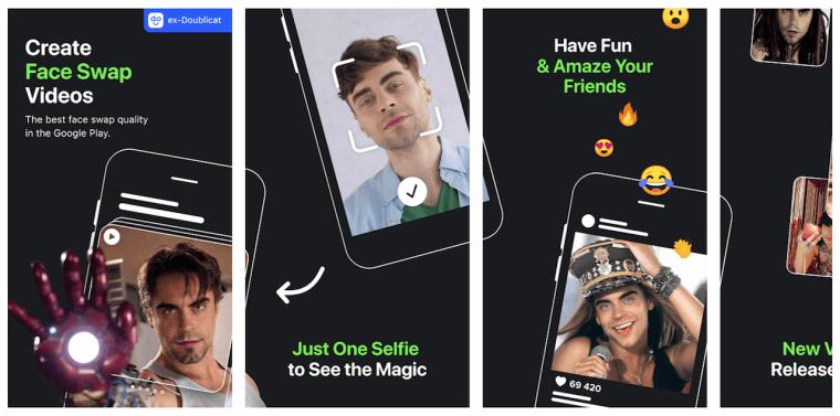 reface-app-features