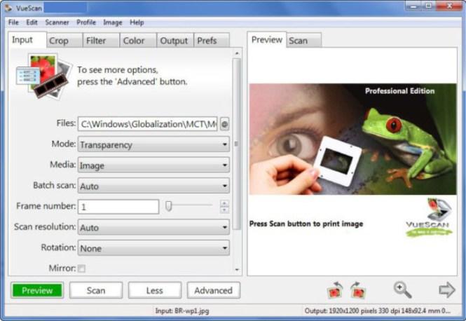 VueScan Pro windows