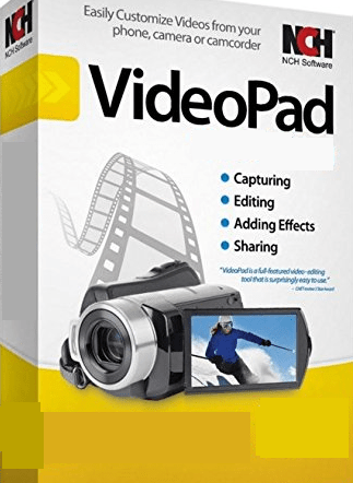 NCH Videopad Professional