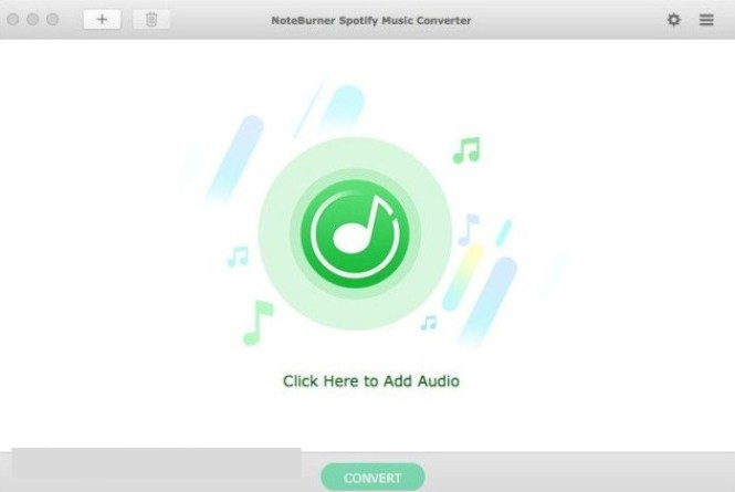 NoteBurner Spotify Music Converter windows